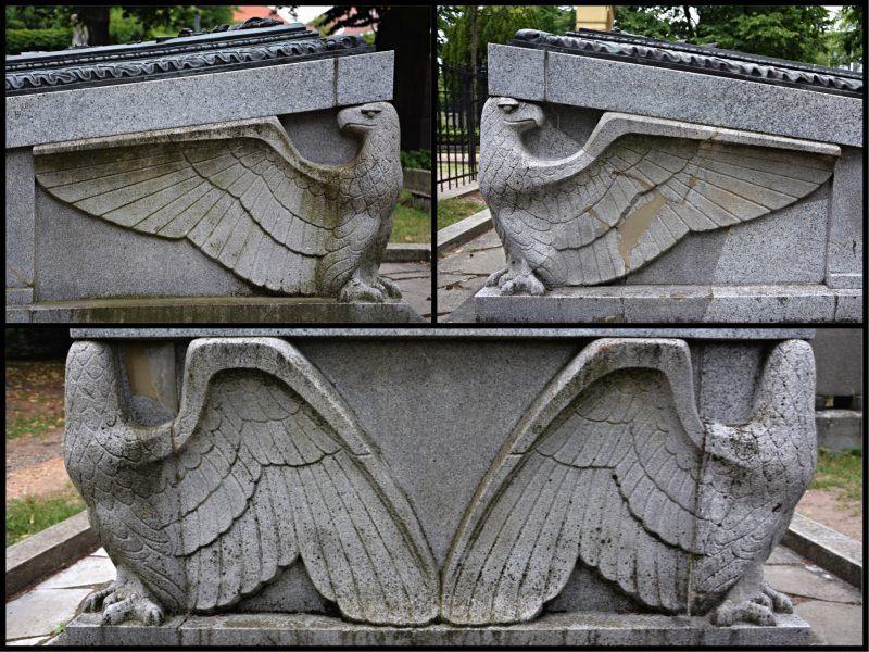 reichsadler invalidenfriedhof berlin