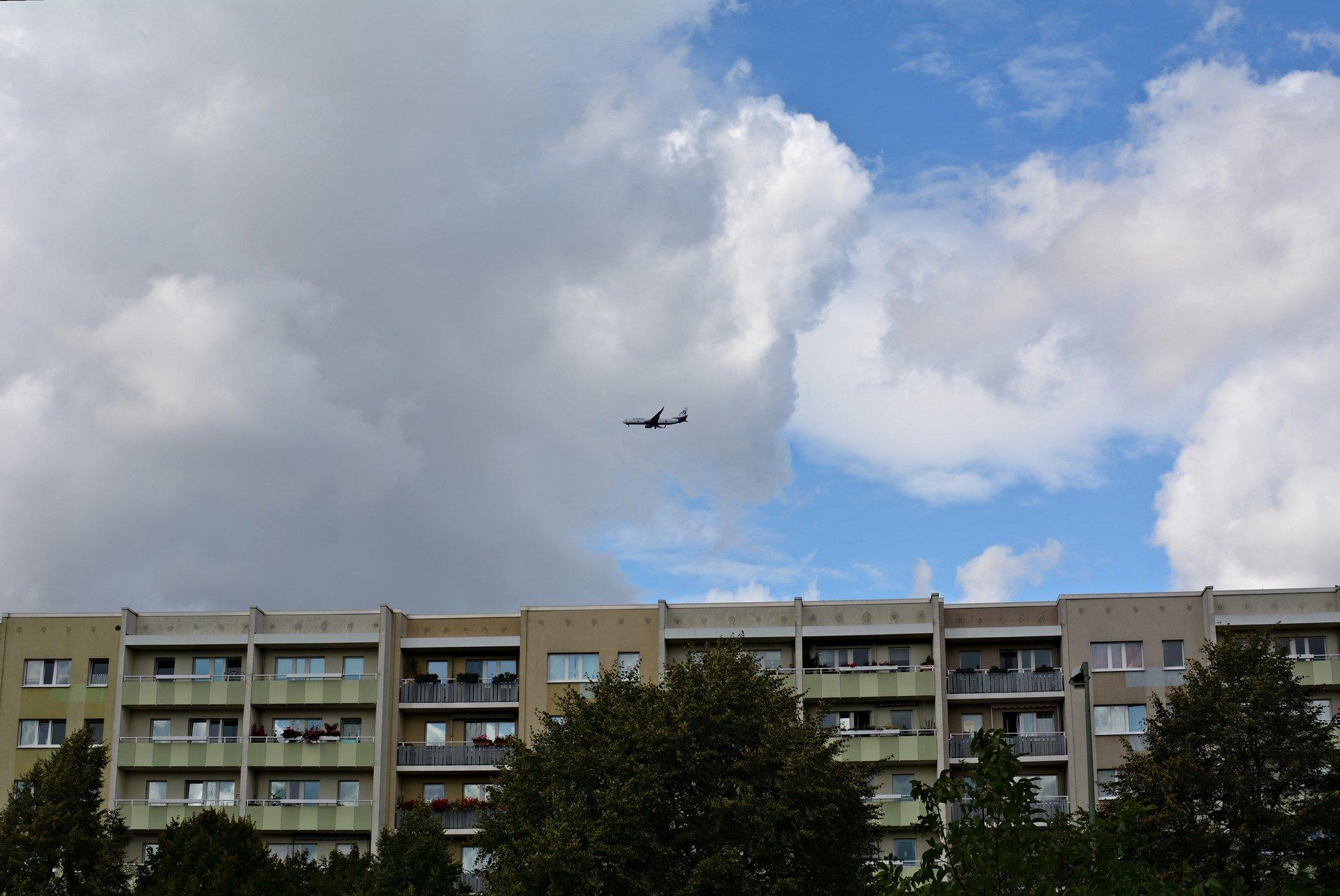 flugzeug pankow berlin