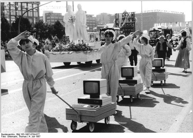 east german computer parade