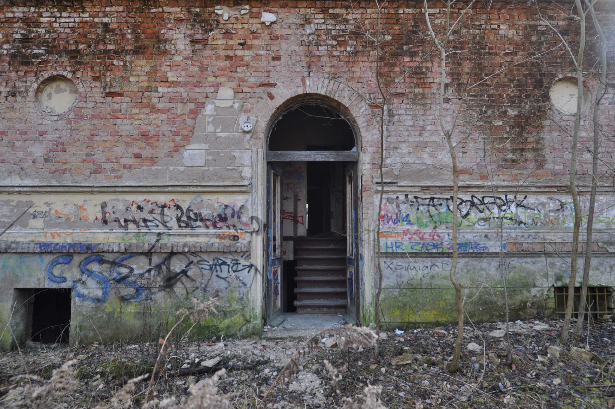 abandoned villa germany doorway germany lost places urbex