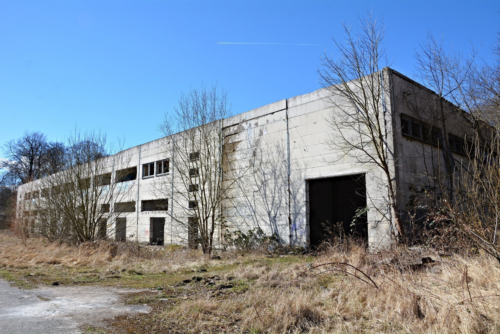 urbex lost places abandoned industry undistrie ddr east germany deutschland