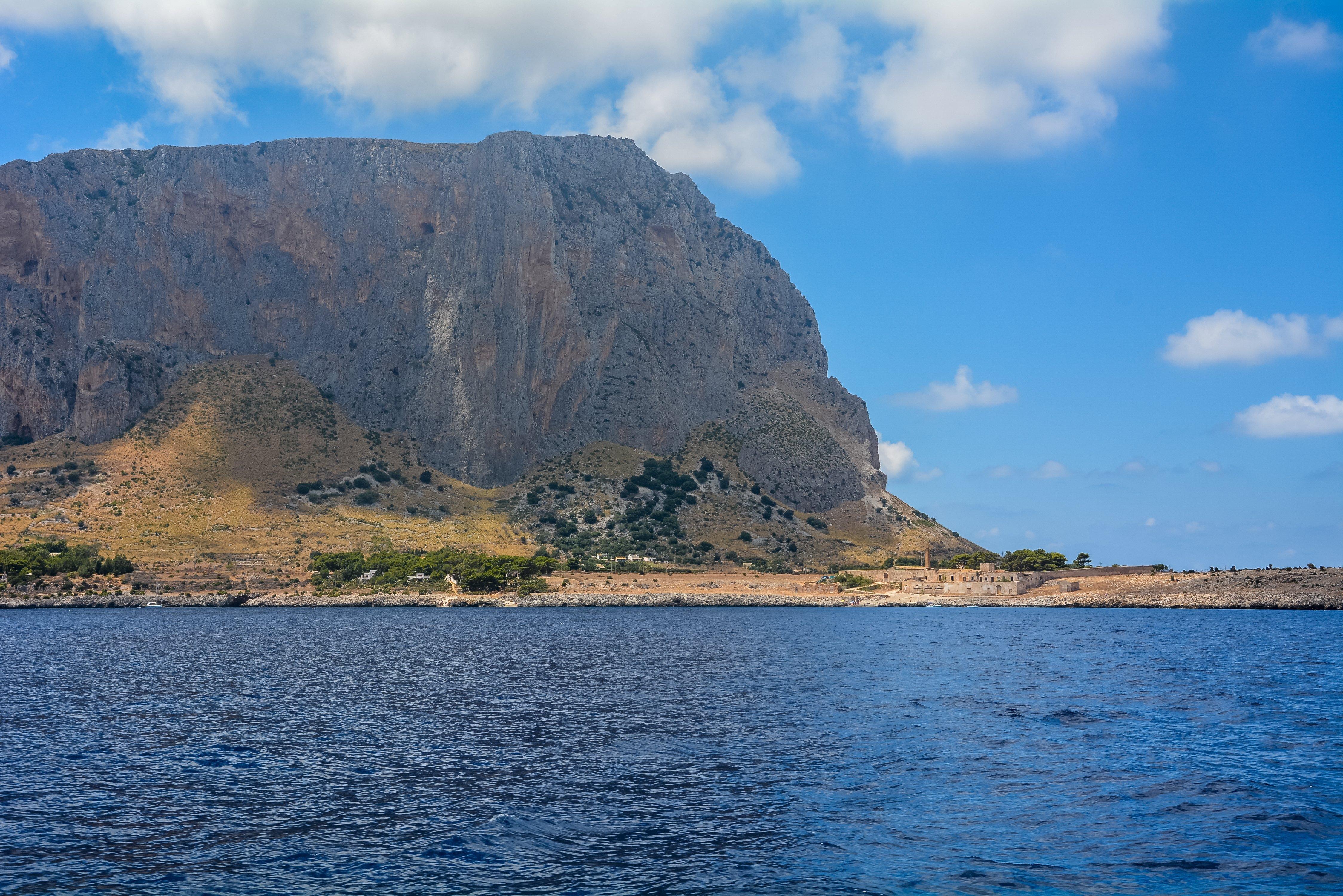 beach tuna factory san vito lo capo tonnara del secco abandoned urbex lost places italy sicily ocean view