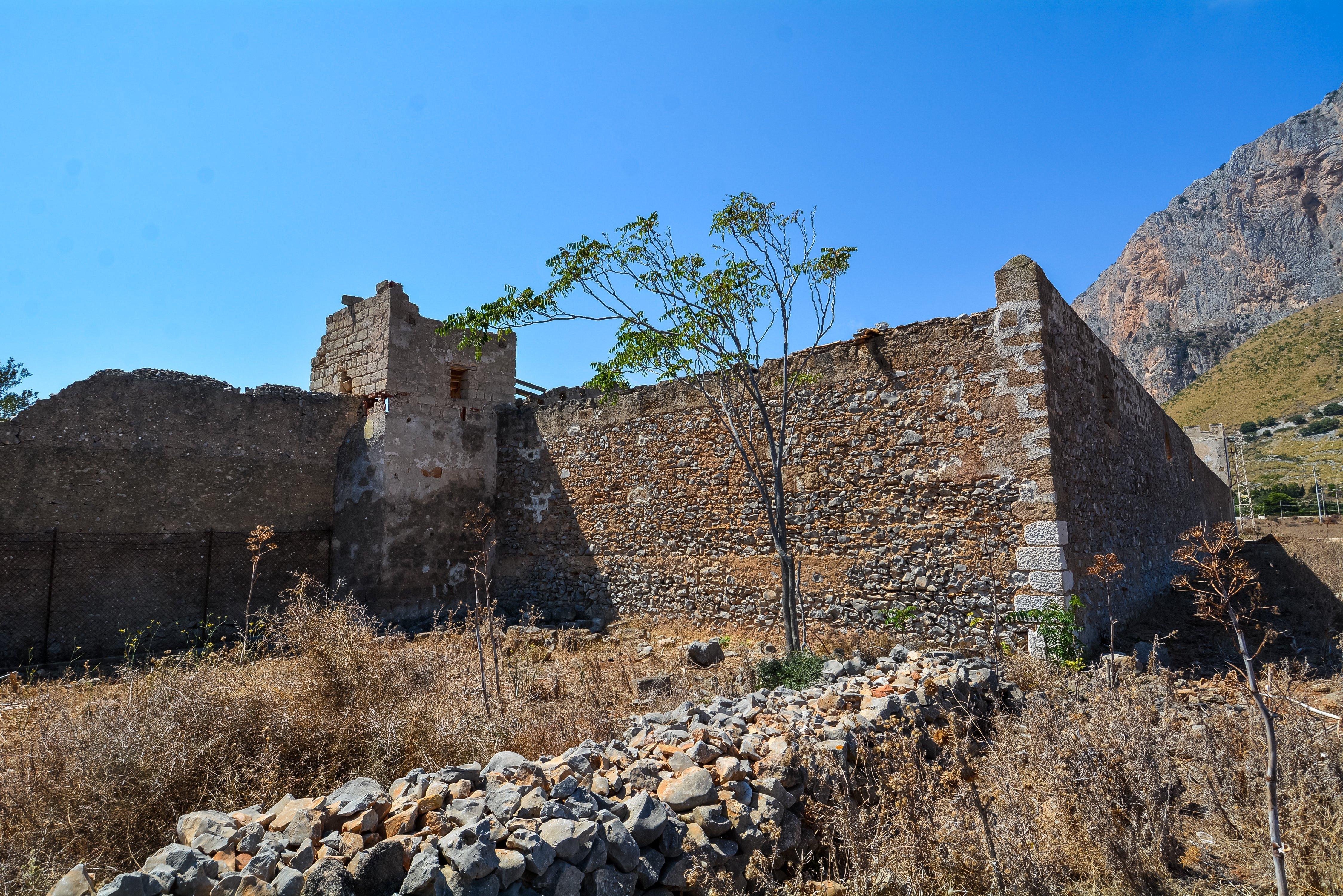 ruins tuna factory san vito lo capo tonnara del secco abandoned urbex lost places italy sicily