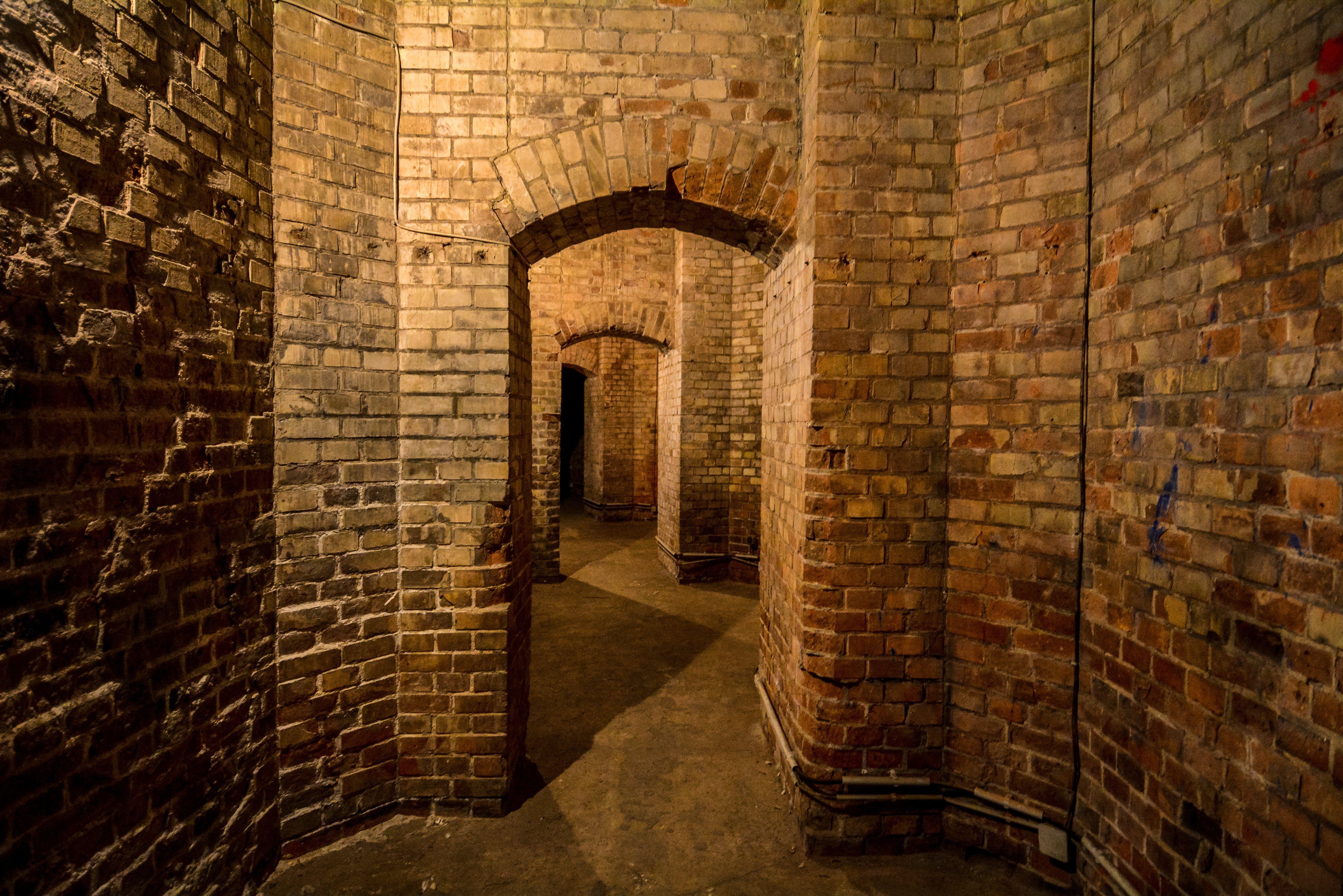 berlin prenzlauer berg wasserturm water tower large water reservoir interior catacombs
