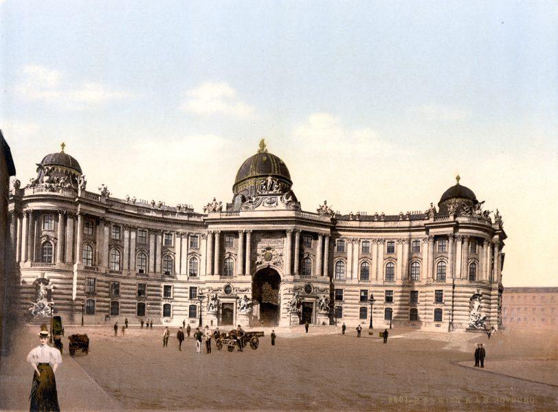 St. Michael's Wing around 1900