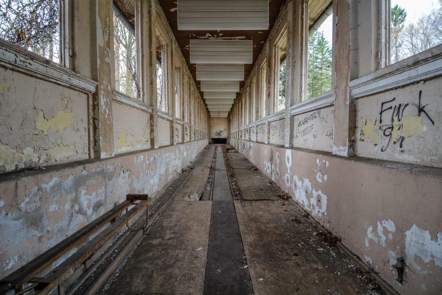 schloss dammsmuehle berlin lost places germany, abandoned berlin urbex castle kegelbahn ansicht
