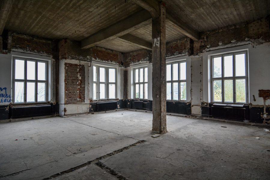 abandoned factory second floor maschinenfabrik georg lensch lost places urbex urban exploring abandoned germany