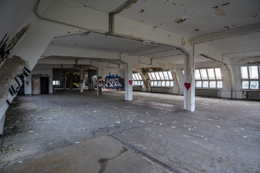 abandoned factory third floor maschinenfabrik georg lensch lost places urbex urban exploring abandoned germany