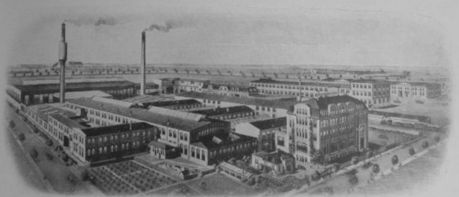 richard heike fabrik werbung