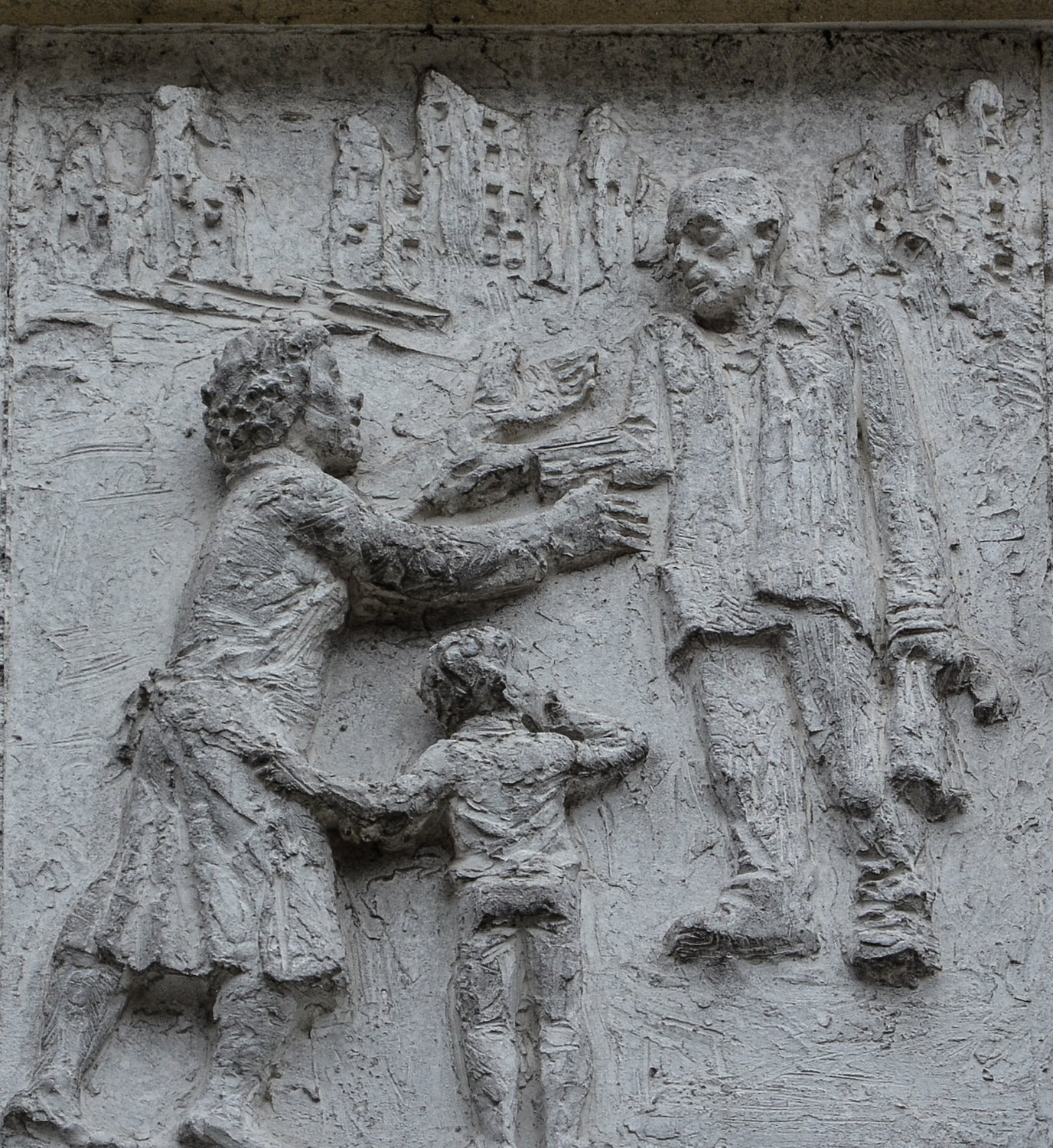 survivor is united family fries der sozialistischen Geschichte Berlins Gerhard Thieme socialist history of berlin relief frieze berlin germany socialsim communism east berlin east germany ddr