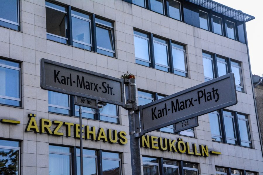 karl marx strasse karl marx platz neukoelln berlin deutschland germany