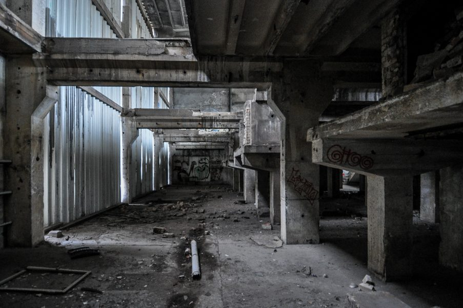 erdgeschoss heizhaus heating plant abandoned urbex lost places berlin germany