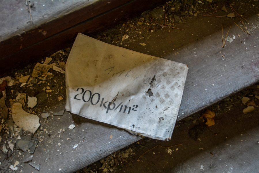 note oranienburg kz sachsenhausen nazi ss germany barracks ss Hundertschaftsgebaeude lost places abandoned urbex urban exploring