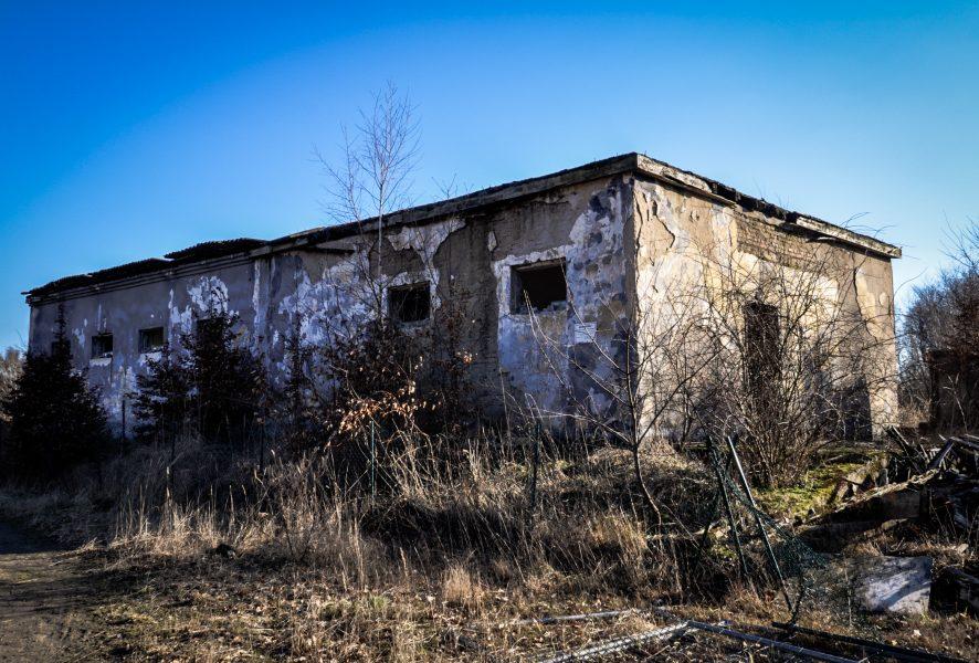 abandoned building eberswalde artillerie kaserne soviet artillery barracks brandenburg lost places urbex abandoned germany