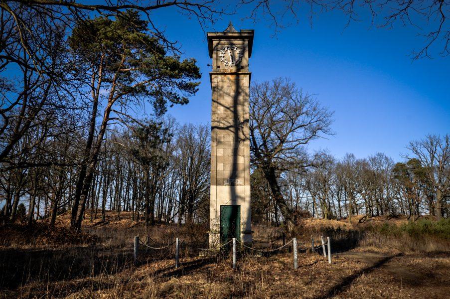 nazi military base germany clocktower eberswalde artillerie kaserne soviet artillery barracks brandenburg lost places urbex abandoned germany