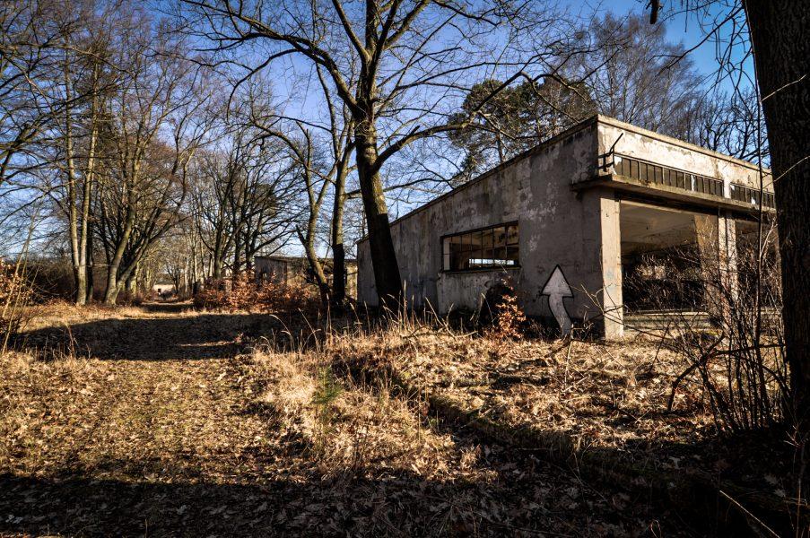 nazi soviet military garages eberswalde artillerie kaserne soviet artillery barracks brandenburg lost places urbex abandoned germany