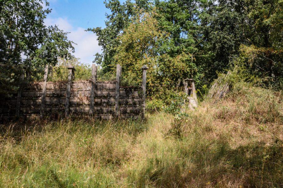 soviet russian jet blast shield versuchsstelle fuer hoehenfluege nazi bunker WWII abandoned lost places urbex oranienburg brandenburg germany