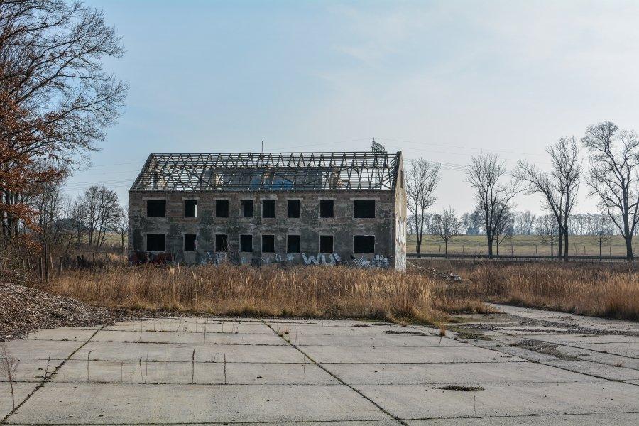 winterquartier staatszirkus ddr unterkunft gebaeude lost places berlin urban exploring abandoned urbex germany