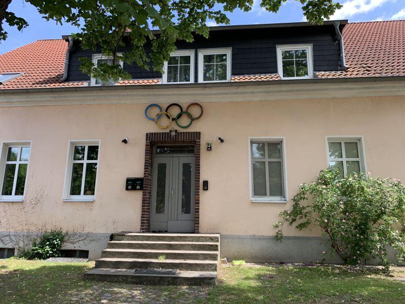 Alter Olympischer Krug dallgow doeberitz