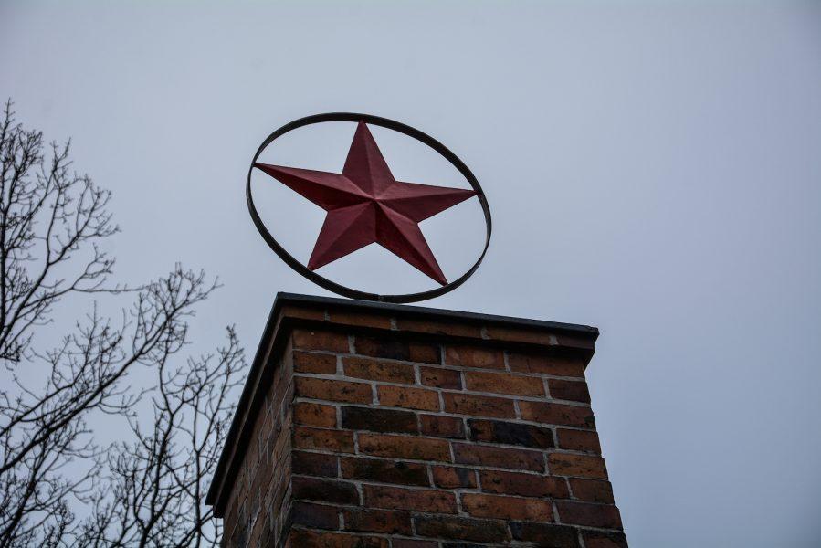 red star side schöneiche berlin sowjetisches ehrenmal platz der befreiung 8 may soviet war memorial