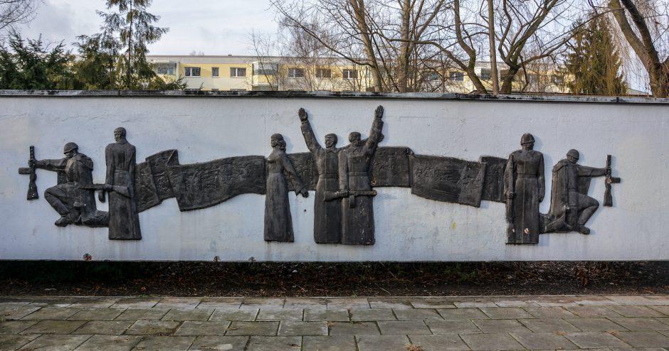 soviet soldier mural full detail sowjetisches ehrenmal hohenschönhausen berlin soviet war memorial germany