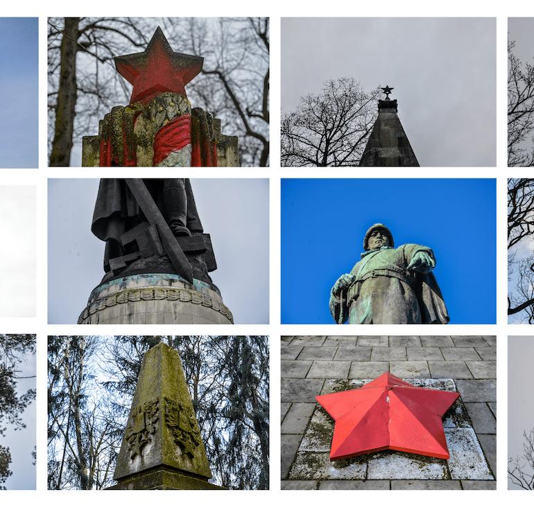 soviet war memorials berlin sowjetische ehrenmale berlin