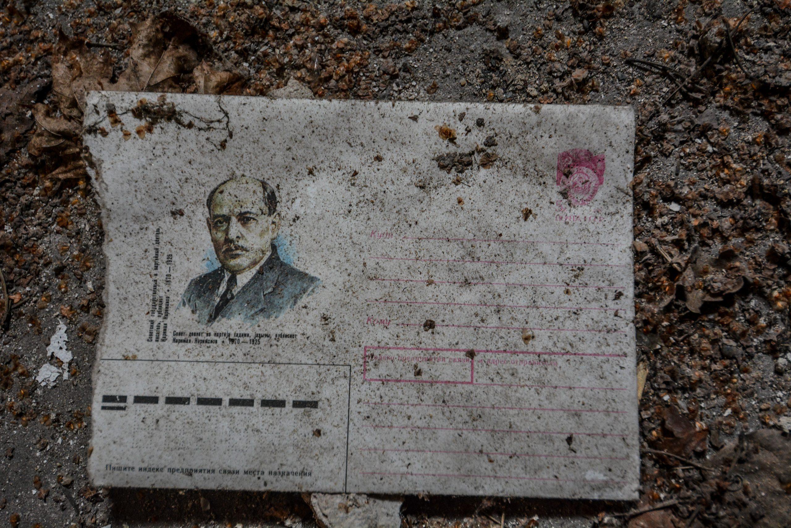 Nariman Narimanov forst zinna adolf hitler lager luckenwalde juterbog sowjet kaserne soviet military barracks germany lost places urbex abandoned