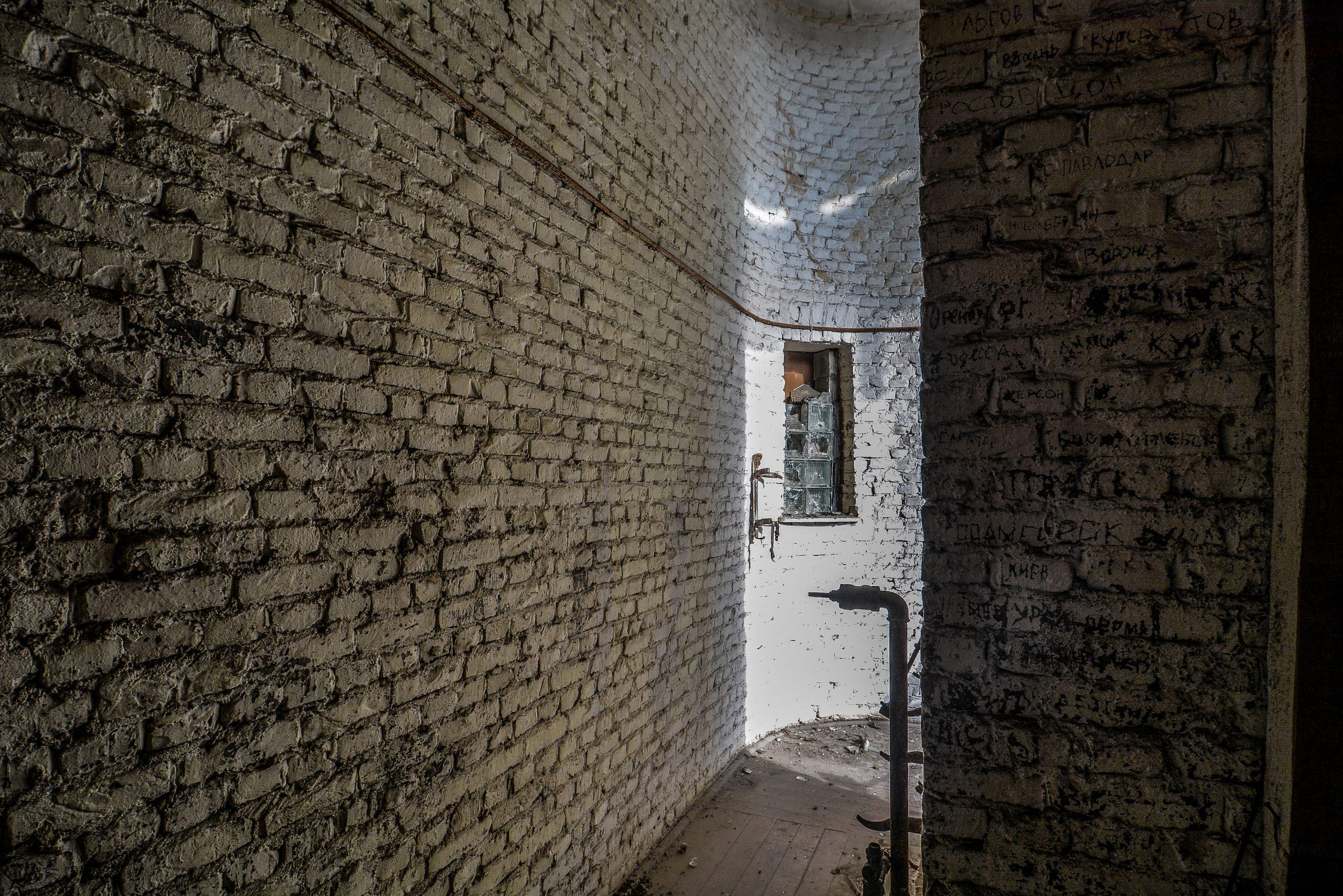 backstage brick wall forst zinna adolf hitler lager luckenwalde juterbog sowjet kaserne soviet military barracks germany lost places urbex abandoned