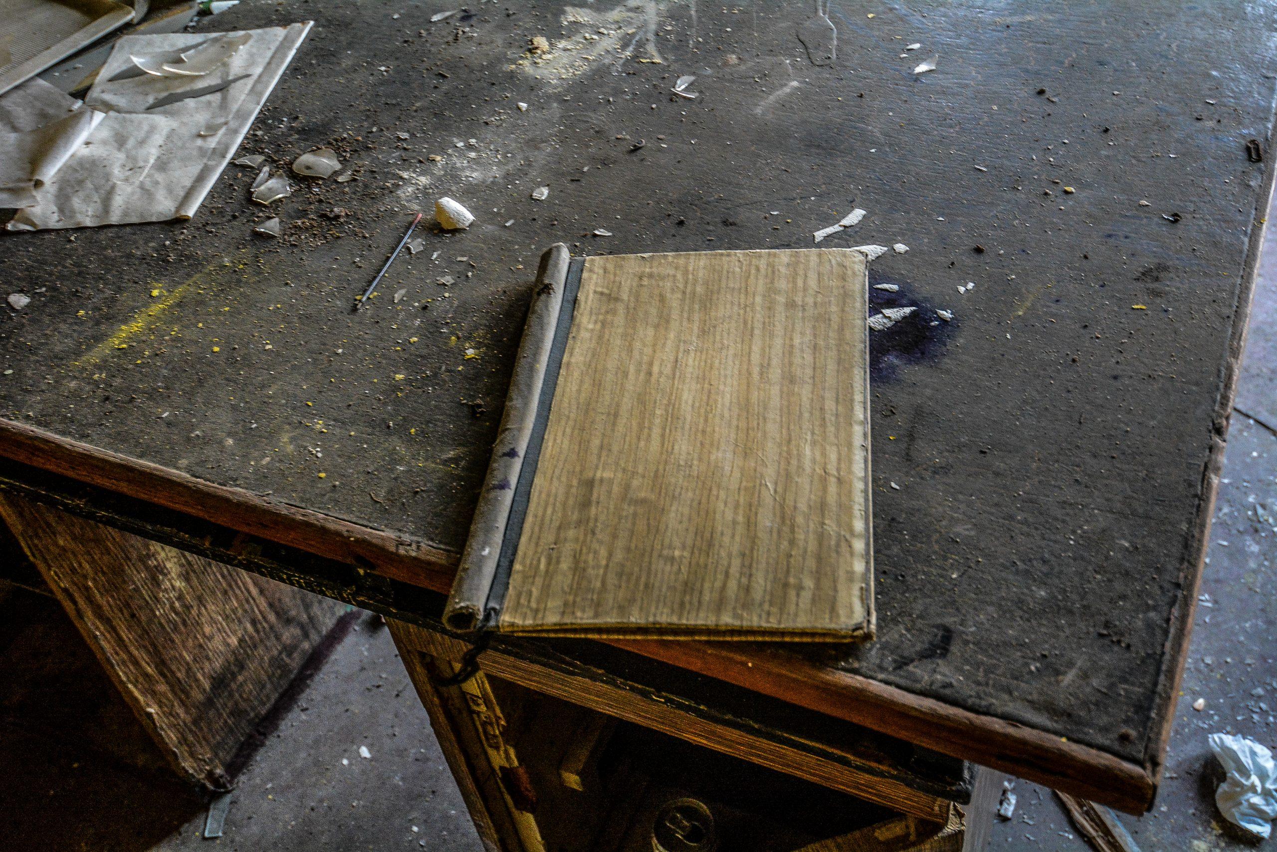 soviet log book forst zinna adolf hitler lager luckenwalde juterbog sowjet kaserne soviet military barracks germany lost places urbex abandoned