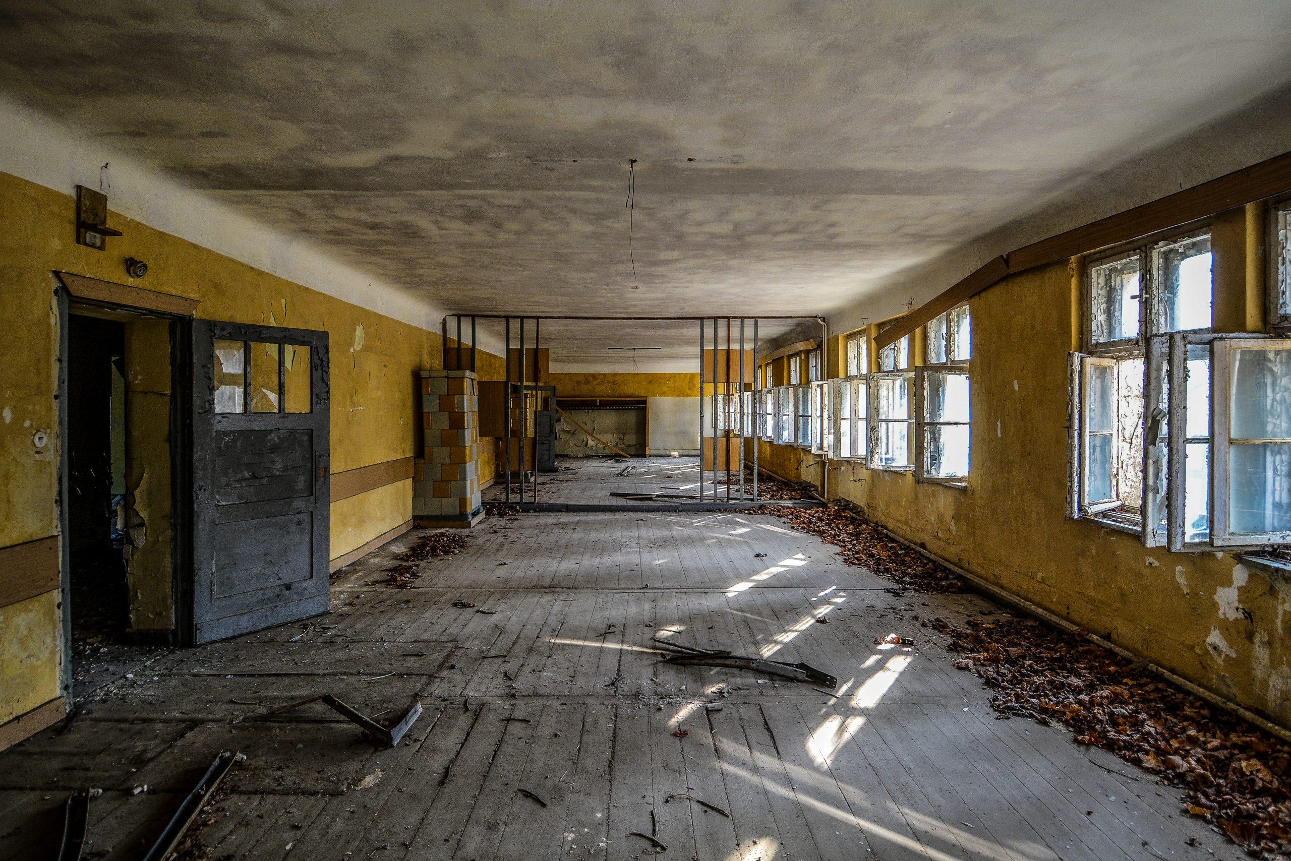 soviet military offices forst zinna adolf hitler lager luckenwalde juterbog sowjet kaserne soviet military barracks germany lost places urbex abandoned