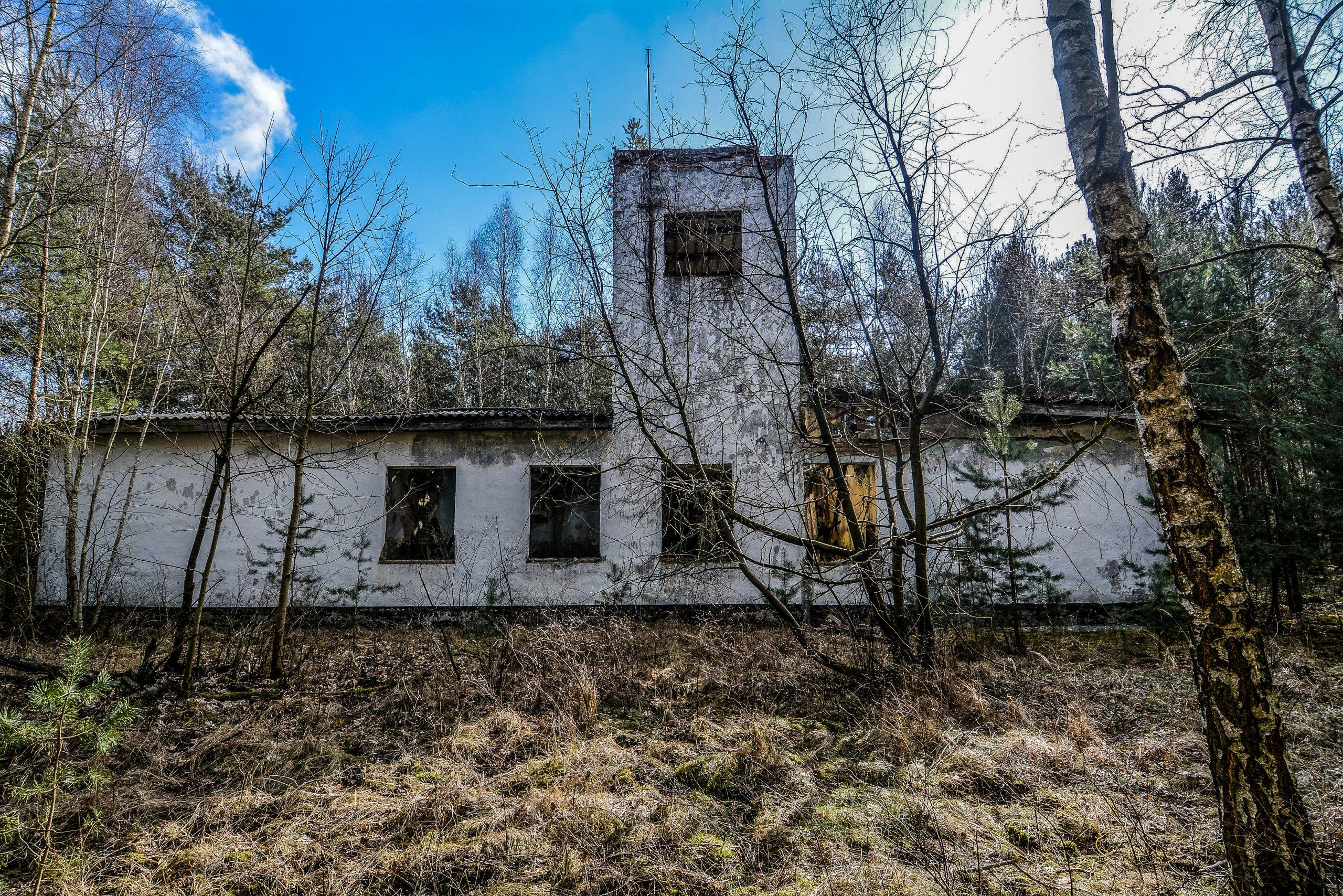 soviet observation post forrest forst zinna adolf hitler lager luckenwalde juterbog sowjet kaserne soviet military barracks germany lost places urbex abandoned