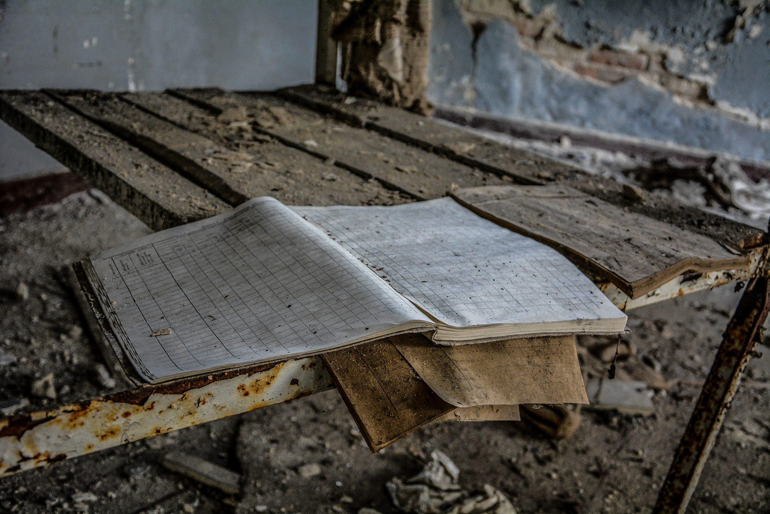 soviet record book sowjet notizbuch forst zinna adolf hitler lager luckenwalde juterbog sowjet kaserne soviet military barracks germany lost places urbex abandoned