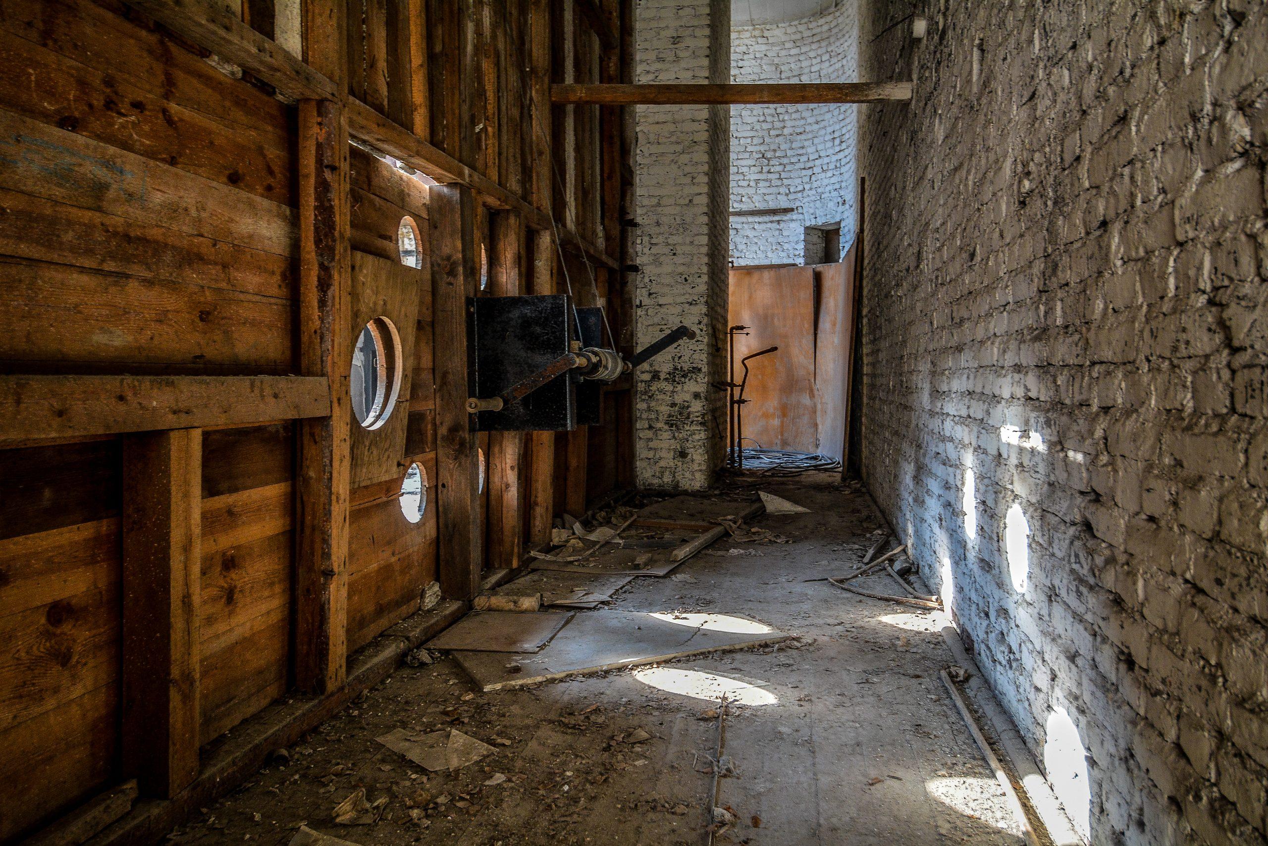 soviet theather back stage forst zinna adolf hitler lager luckenwalde juterbog sowjet kaserne soviet military barracks germany lost places urbex abandoned