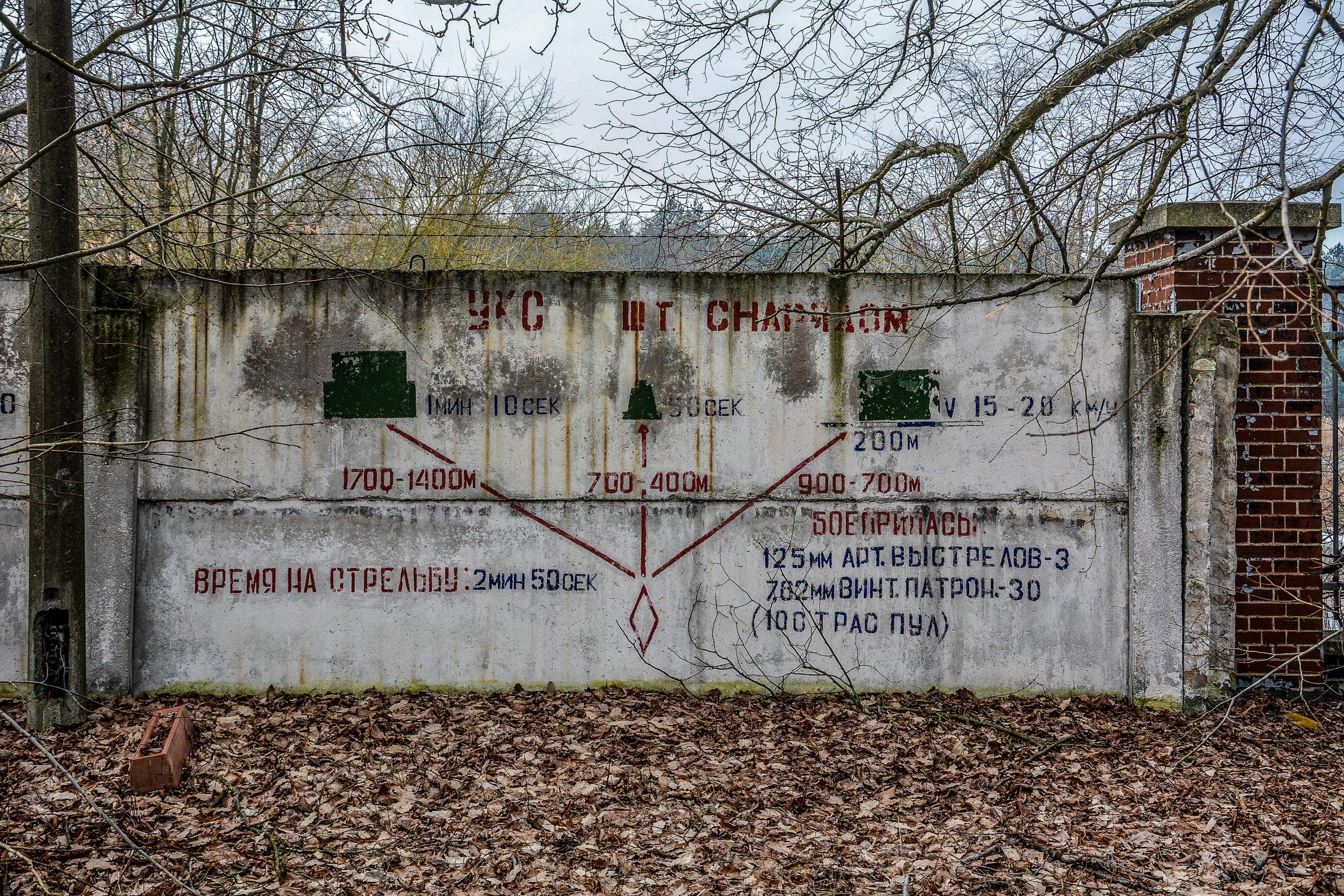 soviet wall map sowjet wand karte forst zinna adolf hitler lager luckenwalde juterbog sowjet kaserne soviet military barracks germany lost places urbex abandoned