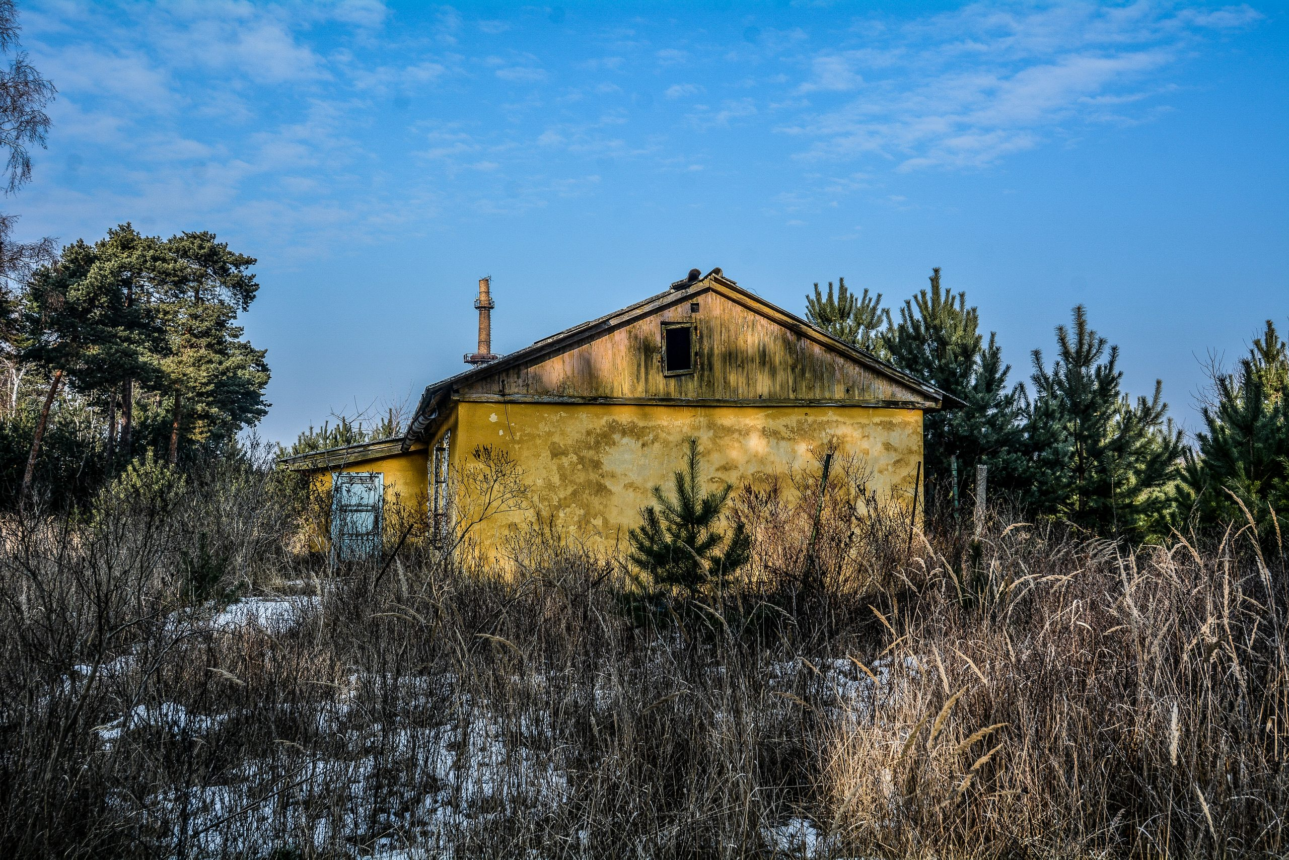 supply building soviet red army forst zinna adolf hitler lager luckenwalde juterbog sowjet kaserne soviet military barracks germany lost places urbex abandoned