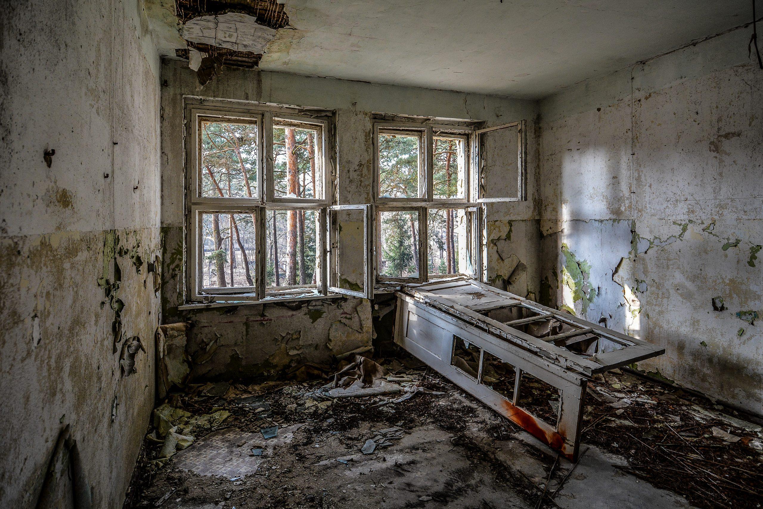 theather room forst zinna adolf hitler lager luckenwalde juterbog sowjet kaserne soviet military barracks germany lost places urbex abandoned