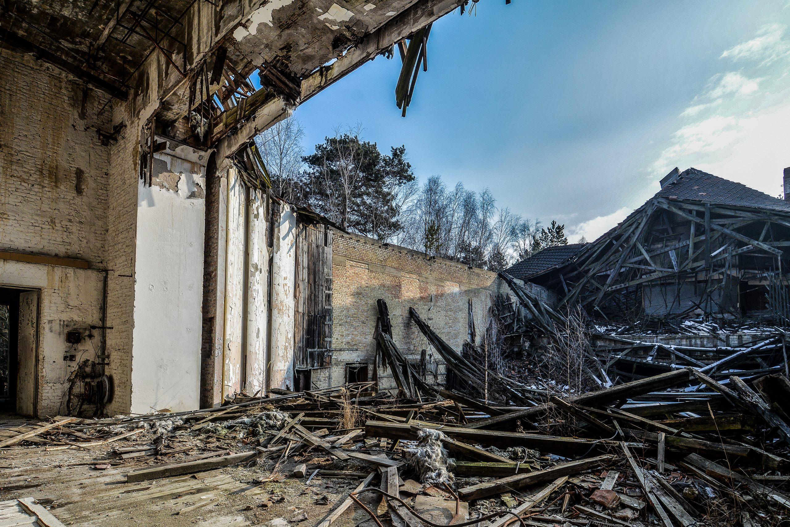 theather stager forst zinna adolf hitler lager luckenwalde juterbog sowjet kaserne soviet military barracks germany lost places urbex abandoned