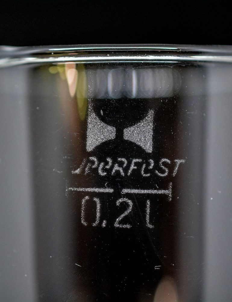 ddr glas superfest ceverit bierglas logo ost deutschland