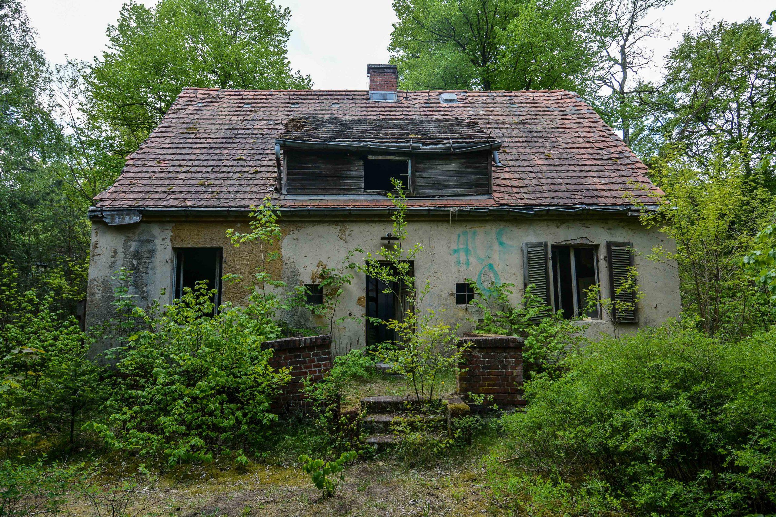 boiler room building tuberkulose heilstaette grabowsee sanatorium oranienburg lost places abandoned urbex brandenburg germany deutschland