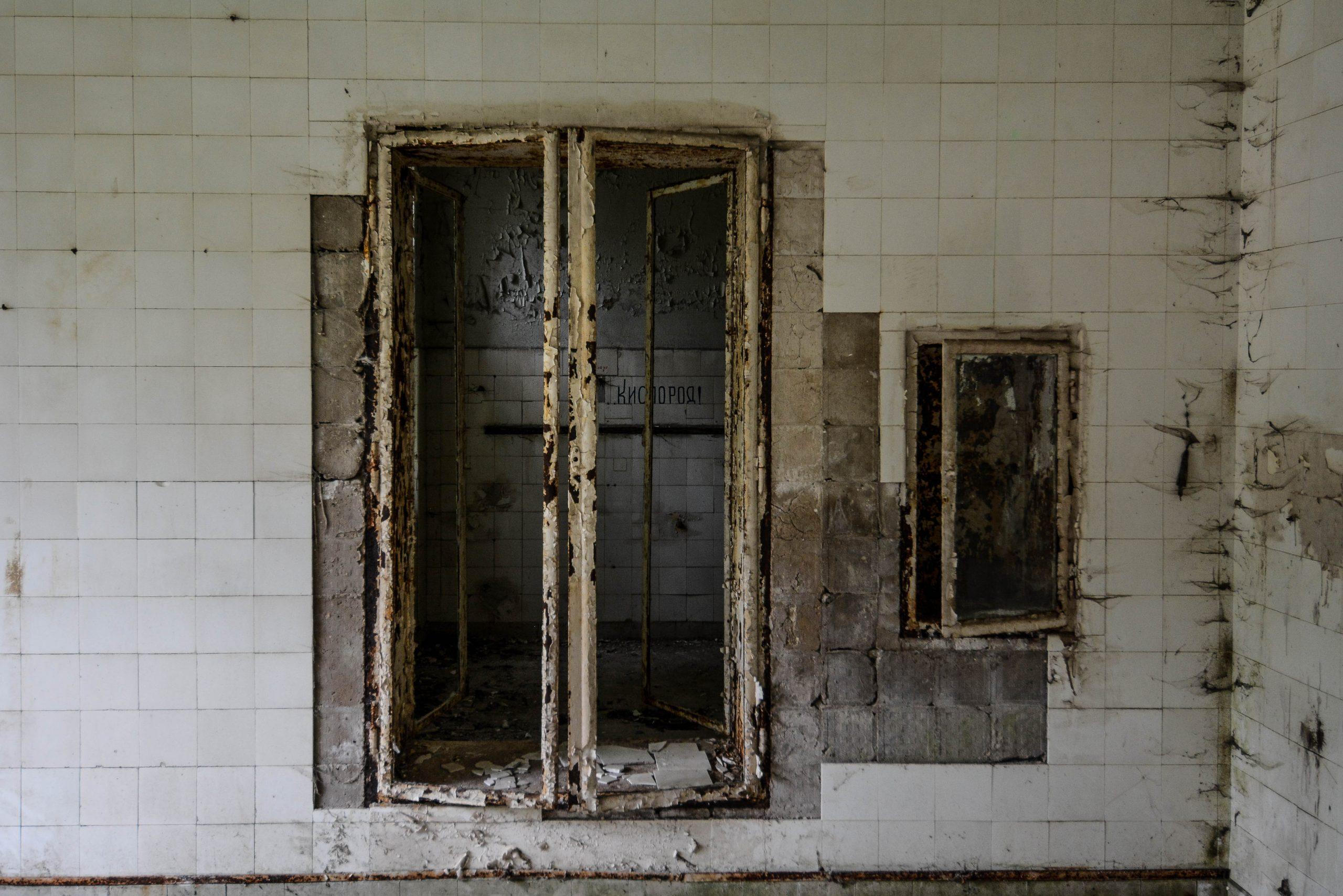 soviet oxygen storage tuberkulose heilstaette grabowsee sanatorium hospital oranienburg lost places abandoned urbex brandenburg germany deutschland