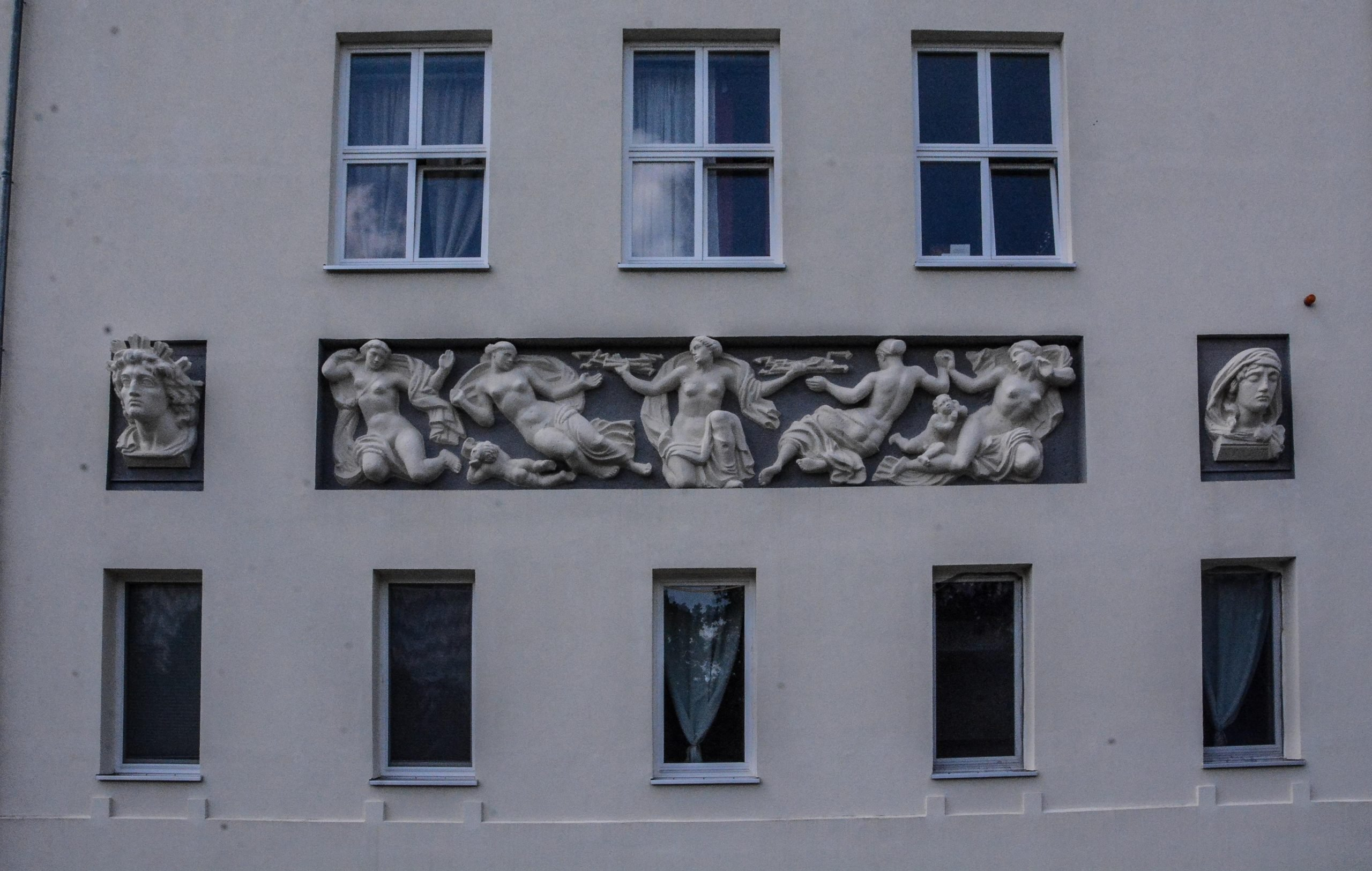 elektrizitaet relief vierter ring four ring platz des 4 juli berlin hitler autobahn zehlendorf