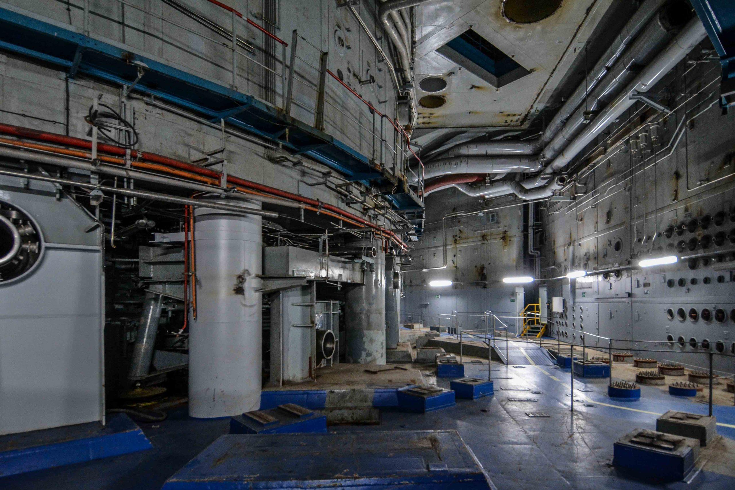 reaktor anlagen kernkraftwerk greifswald nuclear powerplant ost deutschland east germany gdr DDR mecklenburg vorpommern