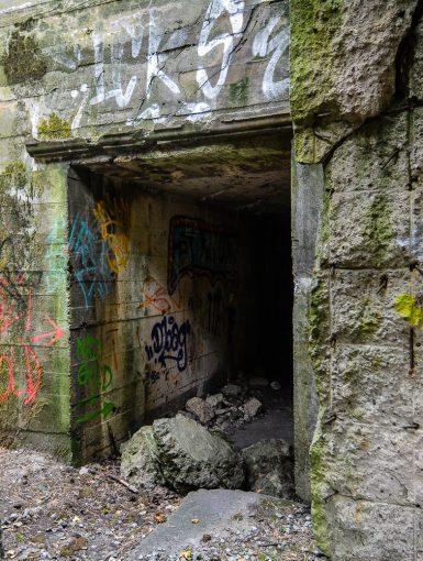 luftschutzbunker eingang lager koralle lost places abandoned urbex brandenburg bernau wandlitz