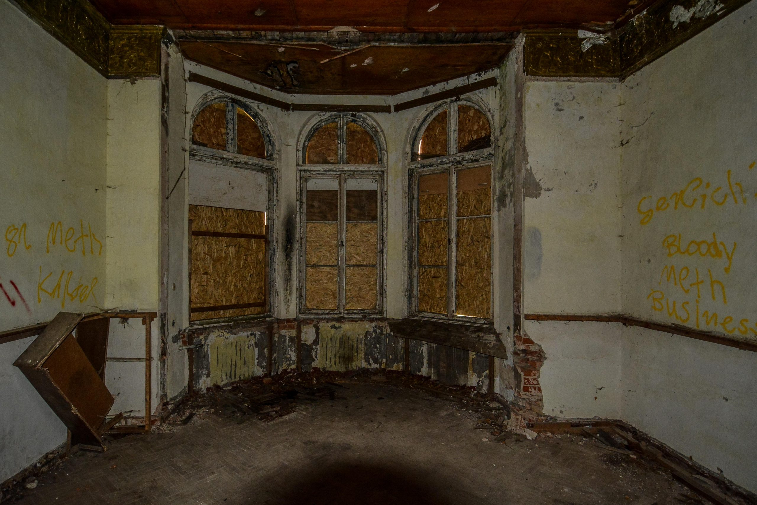innen fenster raum architektur historischer orientalismus herrenhaus gentzrode lost places brandenburg neuruppin gut gentzrode ost deutschland urbex abandoned