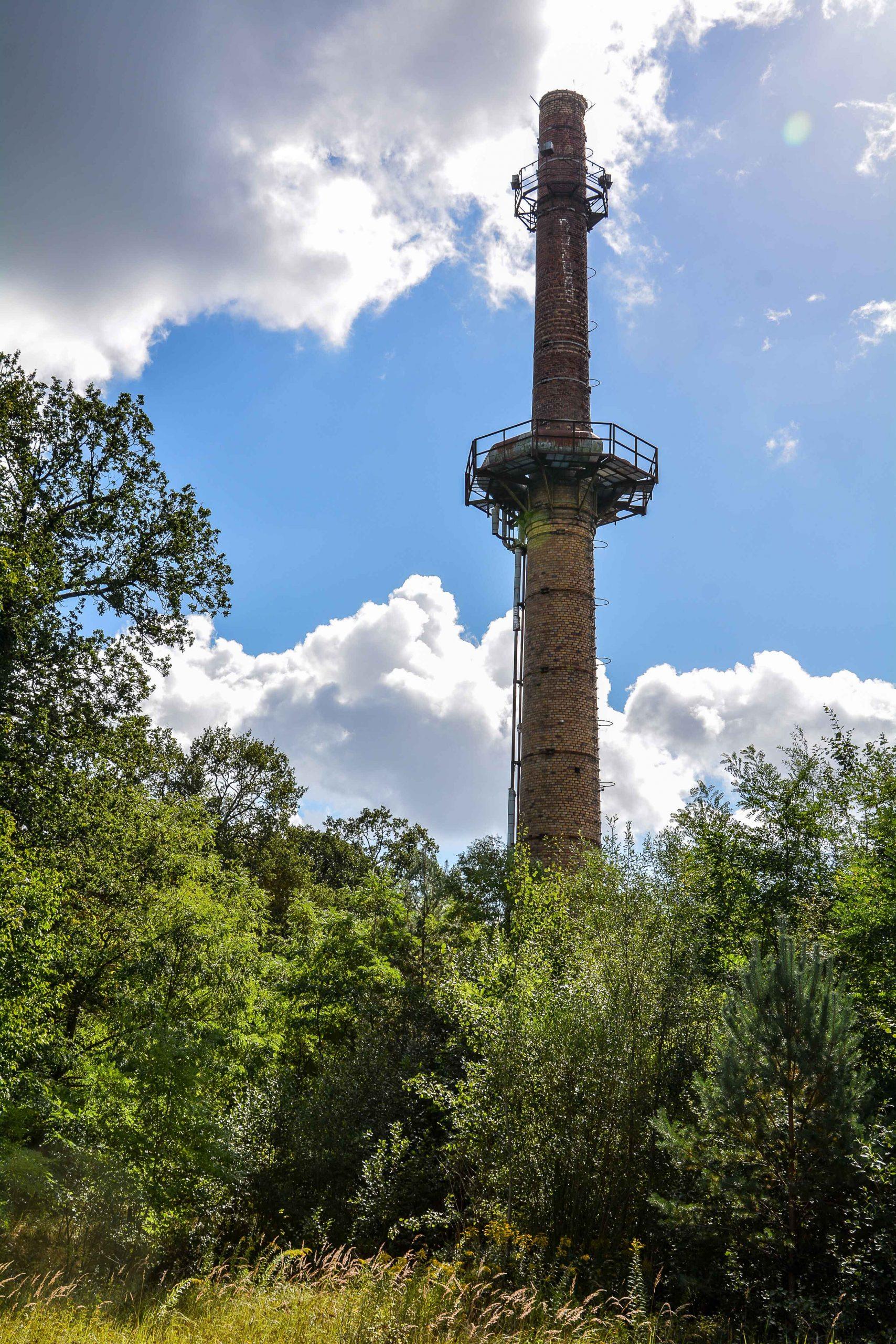 tower turm lost places brandenburg neuruppin gut gentzrode ost deutschland urbex abandoned