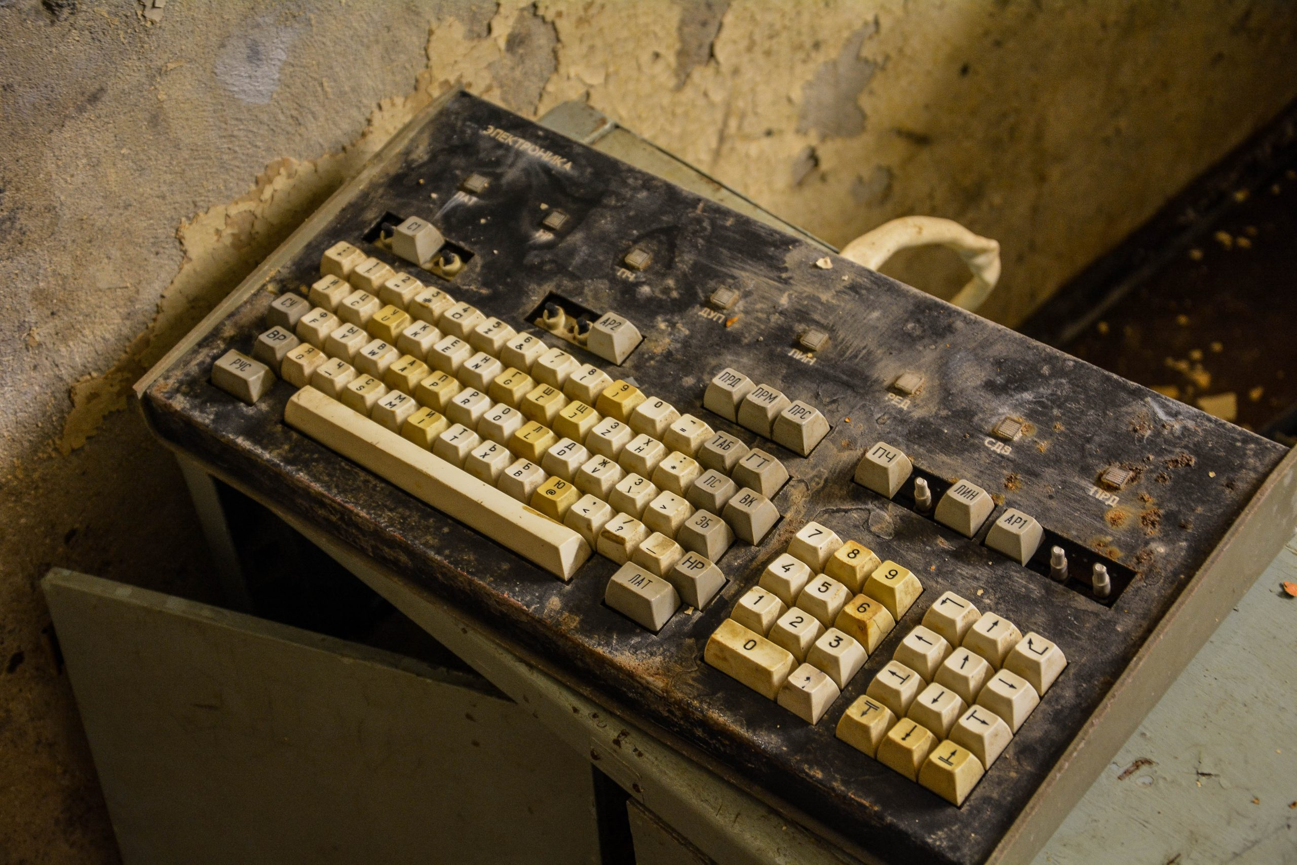 soviet keyboard bunker zeppelin amt 500 maybach bunker ranet wehrmacht sowjet soviet military zossen brandenburg germany lost palces urbex abandoned