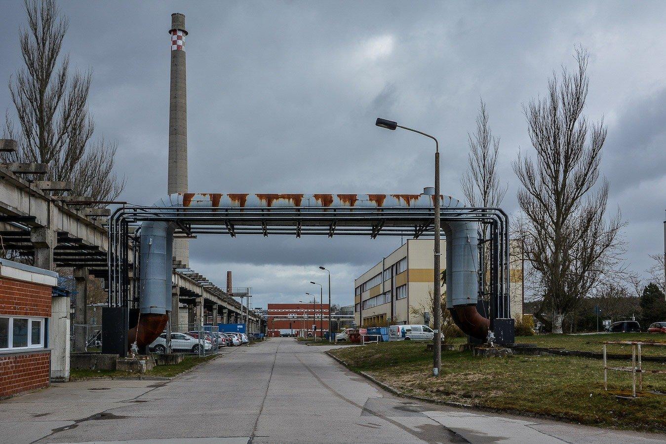 steam tube rohr kernkraftwerk greifswald nuclear powerplant ost deutschland east germany gdr DDR mecklenburg vorpommern