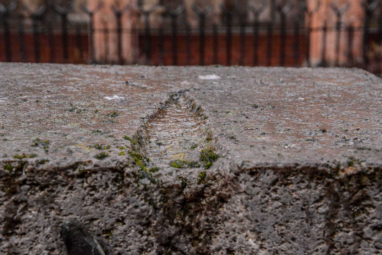 Chernobyl Memorial Berlin Mitte tschernobyl denkmal berlin mitte ruinde der franziskaner klosterkirche einschnitt