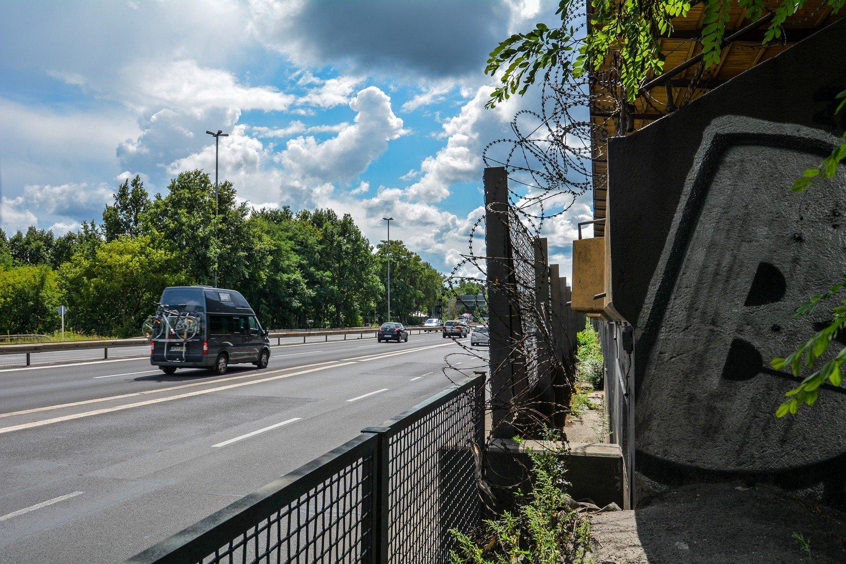 autobahn avus tribüne lost places abandoned berlin urbex germany