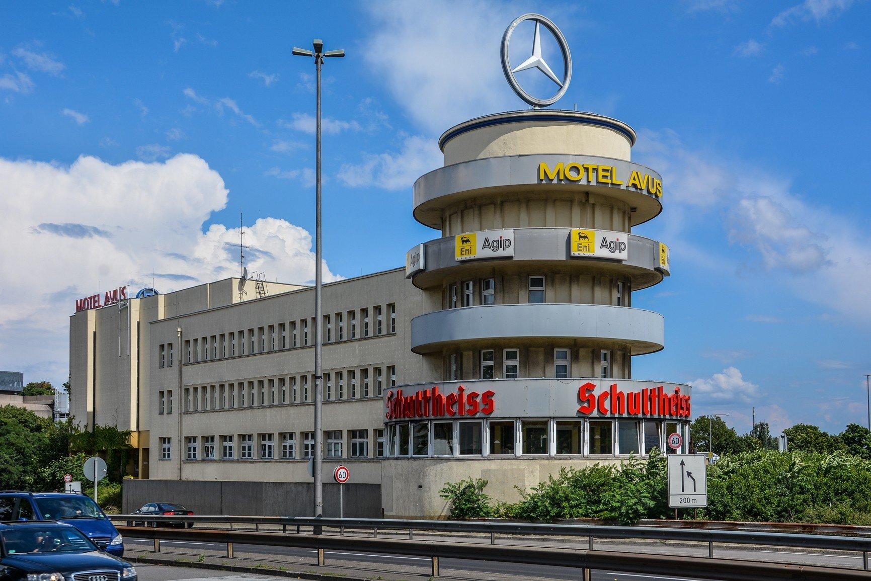 avus motel berlin autobahn